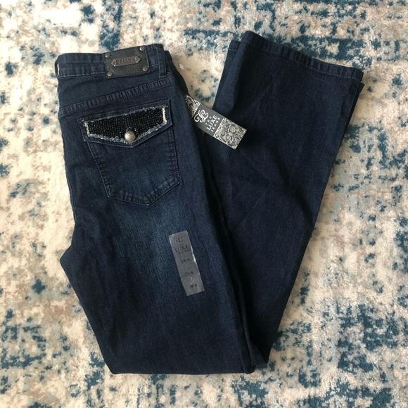 Tru Luxe Jeans Denim - Tru Luxe Jeans San Francisco Boot Cut Sz 8/29